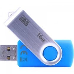 Stick memorie Goodram UTS2, 16GB, USB 2.0, Blue