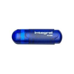 Stick Memorie Integral Evo 4GB, USB 2.0, Blue