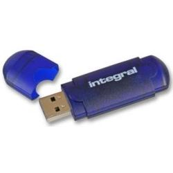 Stick memorie Integral Pendrive, 32GB, USB 2.0, Evo Blue