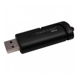 Stick memorie Kingston DataTraveler 104, 16GB, USB 2.0, Black