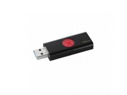 Stick Memorie Kingston DataTraveler 106, 32GB, USB 3.1, Black-Red