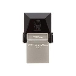Stick Memorie Kingston DT microDuo 32GB, USB3.0/microUSB