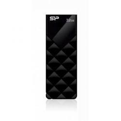 Stick Memorie Silicon Power Ultima U03 32GB, USB 2.0, Black