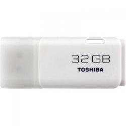 Stick Memorie Toshiba U202 32GB Hayabusa USB 2.0, white