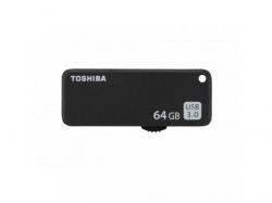 Stick Memorie Toshiba U365, 64GB, USB 3.0, Black
