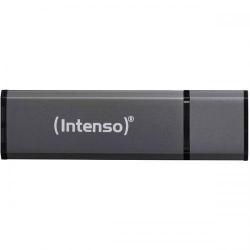 Stick memorie USB Intenso ALU LINE, 4GB, USB 2.0, Antracit