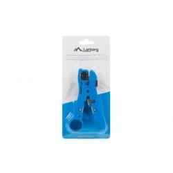 Stripping Tool Lanberg Universal NT-0102, Blue