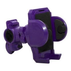 Suport bicicleta Serioux pentru telefon, Purple