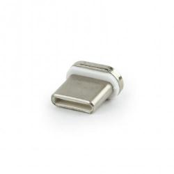 Suport magnetic Gembird CC-USB2-AMLM-UCM, USB-C