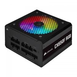 Sursa Corsair CXF Series CX650F RGB Black, 650W