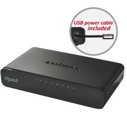 Switch Edimax ES-5800G v3 8xport
