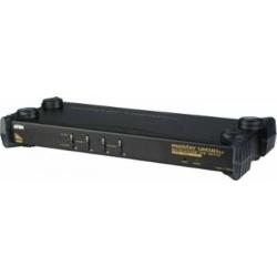 Switch KVM ATEN CS-1754, 4x USB, Black