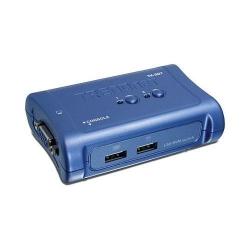 Switch KVM TREDNET TK-207K, 2xporturi USB