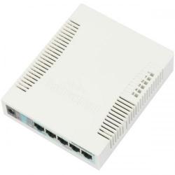 Switch MikroTik RB260GS 5x port