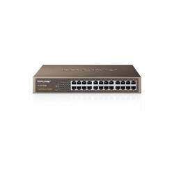 Switch TP-LINK TL-SF1024D, 24 porturi 10/100Mbps