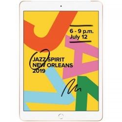Tableta Apple iPad (2019), ARM Fusion A10 Quad-Core, 10.2inch, 32GB, Wi-Fi, BT, 4G,  iOS 13.1, Gold
