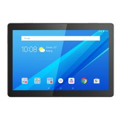 Tableta Lenovo Tab M10 TB-X605F, Qualcomm Snapdragon 450 Octa Core, 10.1inch, 3GB, Wi-Fi, BT, Slate Black