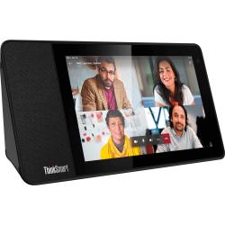 Tableta Lenovo ThinkSmart View, Qualcomm Snapdragon 624 Octa Core, 8inch, 8GB, Wi-Fi, Bt, AOSP 8.1, Business Black