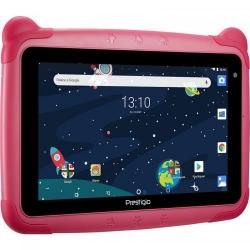 Tableta Prestigio Smartkids, ARM Rockchip RK3126C, 7inch, 16GB, Wi-Fi, BT, Android 8.1, Pink