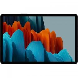 Tableta Samsung Galaxy Tab S7, Snapdragon 865+ Octa Core, 11 inch, 128GB, Wi-Fi, Bt, 4G, Android 10, Mystic Black