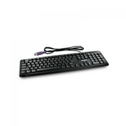 Tastatura 4World 07319, PS/2, Black