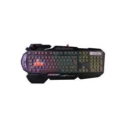 Tastatura A4Tech Bloody B314, RGB LED, USB, Black
