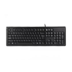 Tastatura A4TECH KR-92, USB, Black
