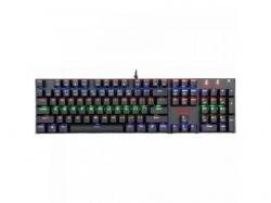 Tastatura Gaming Redragon Rudra, USB, Black