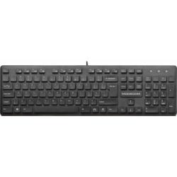 Tastatura Modecom MC-5006, USB, Black