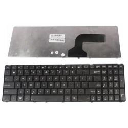 Tastatura Notebook Asus G60 US, Black 04GNV32KUI01-3