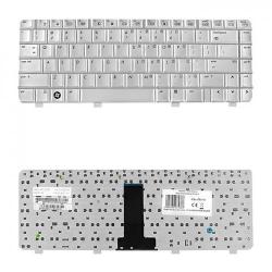 Tastatura Notebook Qoltec pentru HP/Compaq DV2000, DV2500, DV3500, Silver
