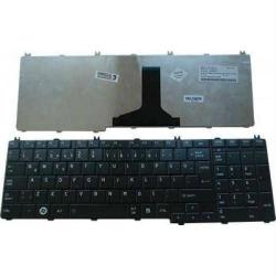 Tastatura Notebook Toshiba Satellite C650 Uk, Black PK130CK1A04