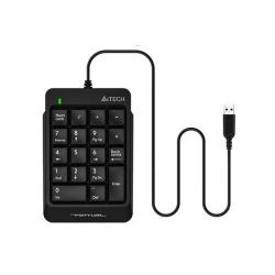 Tastatura numerica A4Tech Fstyler FK13P, USB, Black