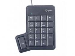 Tastatura Numerica Gembird KPD-UT-01, USB, Black