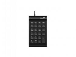 Tastatura numerica Genius NUMPAD I130, USB, Black