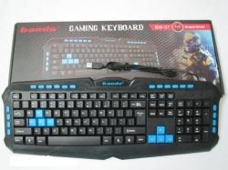 Tastatura PC pe USB pentru gameri BW07-USB BANDA