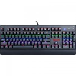 Tastatura Redragon Kala K557, RGB, USB, Black