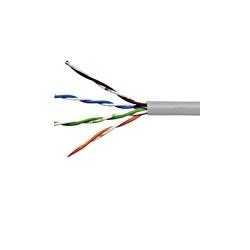 TED Wire Expert - Cablu UTP cat.6 cupru integral 0,5 24AWG culoare verde, rola 305, A0057585