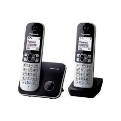 Telefon Fix DECT TWIN Panasonic KX-TG6812FXB