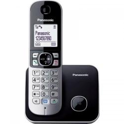 Telefon Fix Panasonic Dect KX-TG6811FXB, black