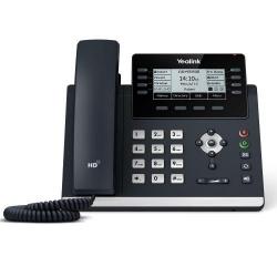 Telefon IP Yealink SIP-T43U, 16 Conturi SIP, PoE, Classic Grey