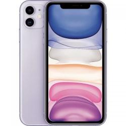 Telefon Mobil Apple iPhone 11 128GB, Purple (Slim Box)