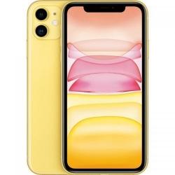 Telefon Mobil Apple iPhone 11 64GB, Yellow (Slim Box)