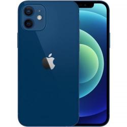 Telefon Mobil Apple iPhone 12, Dual SIM, 128GB, 4GB RAM, 5G, Blue