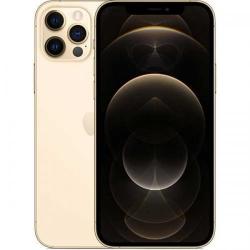 Telefon Mobil Apple iPhone 12 Pro Max, Dual SIM, 128GB, 6GB RAM, 5G, Gold