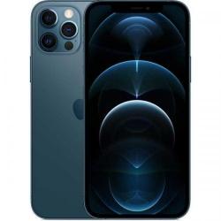 Telefon Mobil Apple iPhone 12 Pro Max, Dual SIM, 128GB, 6GB RAM, 5G, Pacific Blue