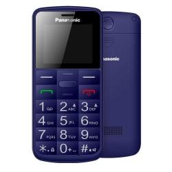 Telefon Mobil Panasonic KX-TU110 Dual SIM, 2G, Blue