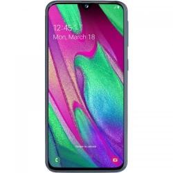 Telefon Mobil Samsung Galaxy A40 Dual SIM, 64GB, 4G, Black