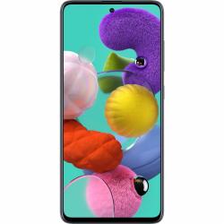 Telefon mobil Samsung Galaxy A51 (2020), Dual SIM, 128GB, 4G, Prism Crush Black