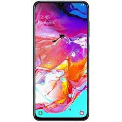 Telefon Mobil Samsung Galaxy A70 (2019) Dual SIM, 128GB, 4G, Black